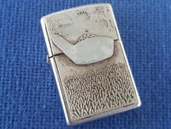 Superb Working Apart From Fuel Original Zippo Great Condition As Photos. L39a