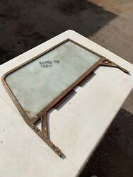 1932 Plymouth Driver Side Window