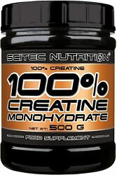 100 Creatine - Pure Creatine Monohydrate 1.1 Lbs Scitec Nutrition Ultra Strong
