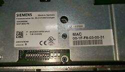 Siemens Panel 6fc5303-0af22-0aa1 Refurbished Free Expedited Shipping