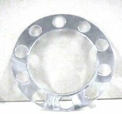 Hts Beauty Ring 5 Small 5 Large For Stud Piloted 1 1/2 Nut Chrome 11360 Pair