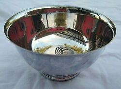 3 Silver Bowls Vintage By Suffolk, Sheridan, And Gorham