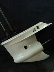 Evinrude E-tec Counter Rotating Cr Lh 150-250 Hp Outboard 25 M1 Lower Unit C/r