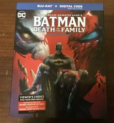 BATMAN:DEATH IN THE FAMILY BLU RAYNO DIGITAL W SLIPCOVER