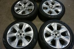 21 Land Rover Range Rover Factory Oem Wheels Rims Tires Discovery 72320r 72321l