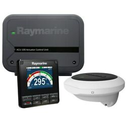 Raymarine T70281 Ev-100 Autopilot System Package W/ Wide Viewing Angles