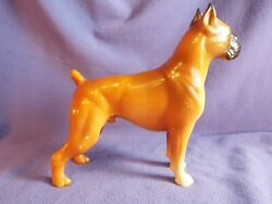 BREYER BOXER – Vintage 1954 1974 – Chestnut –Mold #1 No Collar – No Mold Mark