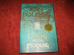 The Evening and the Morning by Ken Follett 2020 Hardcover SIGNED $67.50