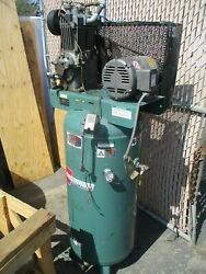 Champion 5hp Vertical Tank Air Compressor Vr5-6_as-pictured_4serious Buyers Only