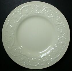 Wedgwood England Patrician Pattern Dinner Plate - 10-1/2