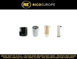 Filter Service Kit Fits Tractor 1140 - Air- Oil- Fuel Filters