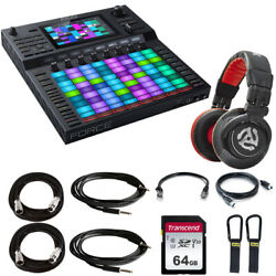 Akai Force Stand Alone Music Production + Performance Workstation + Accessories