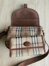 Authentic Burberry Cross bag with Wallet $150.00