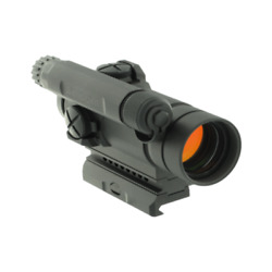 Aimpoint Compm4 Red Dot Reflex Sight With Qrp2 Mount 11972