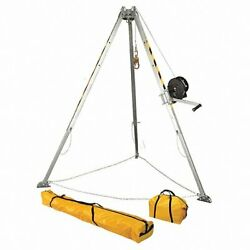 Condor 49z791 Confined Space System Tripod System Mounting Type Freestanding