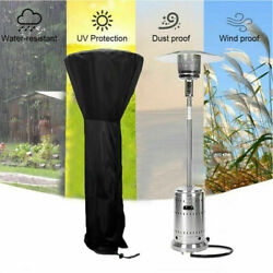 New Waterproof Gas Patio Heater Cover Large Outdoor Garden Furniture Protector