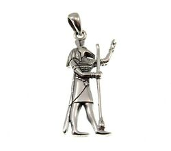 Handcrafted Solid 925 Sterling Silver Egyptian God Set Pendant God Of Chaos