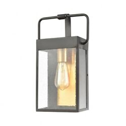 Elk Lighting 46681/1 Knowlton - 1 Light Wall Sconce In Modern/contemporary
