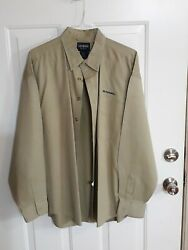 Mcdonalds South Bay Manager Dress Shirt Drycleaned Spotless Xl Vintage