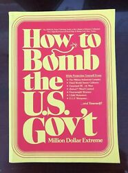 Sam Hyde/ Mde/ Million Dollar Extreme How To Bomb The U. S. Govand039t 1st Edition