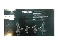 Thule Dockglide 896 Roof Rack Kayak Carrier With Tie-downs - Saddle Style