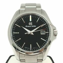 Free Shipping Pre-owned Grand Seiko Master Shop Limited Model Sbgx283 9f62-0ag0