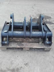 Ulrich Quick Hitch For Jcb 550-80