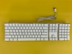 Oem Apple White Wired Keyboard A1048 M5769 With Usb Port For Imac G3 G4 G5 Imac