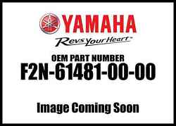 Yamaha Cable Steering F2n-61481-00-00 New Oem
