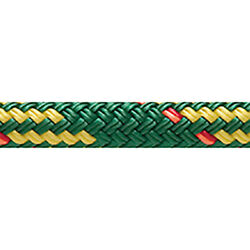 V-100 5/16 8mm X 31and039 Green W/yellow Fleck