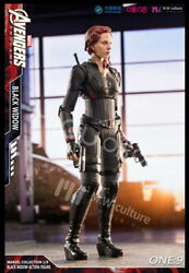 Migu 1/9 Scale Mpc200803 Avengers Black Widow Figure Model Marvel Toy Collection