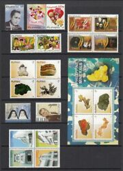 Rp09 Philippines - 2009 Complete Year Stamp Sets With Souvenir Sheets. Muh