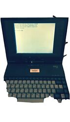 Dell 320n Laptop Rare Collectables Item With Carrying Original Case