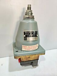 Moore Products Precision Relay 67-100 - B/m 3512-61/200g - Usa
