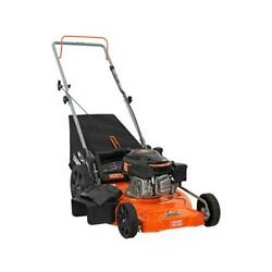 21 In. 170cc Ohv Walk Behind Gas Push Mower 3-in-1 Mulch Side Discharge