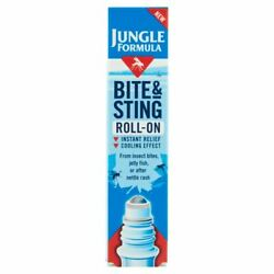 Jungle Formula Bite And Sting Roll-on - 15ml - Instant Relief