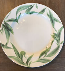 Spode English Floral 12.5 Charger Platter Made For Williams Sonoma 2006 - Mint