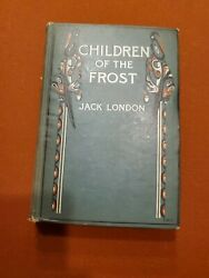 London, Jack Children Of The Frost 1902 Very Rare