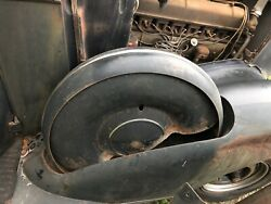 1936 Buick Side Mount Covers