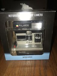 Exclusive Impossible Project Refurbished Polaroid 600 One Step Instant Camera