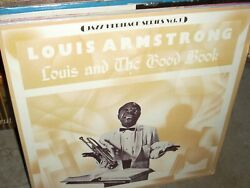 LOUIS ARMSTRONG louis and the good book jazz SEALED NEW $14.99