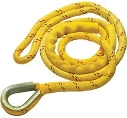 New England Ropes Polyester/nylon Double-braid Mooring Pendants 3/4 X 15and039 23200