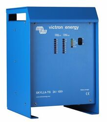 Victron Energy Skylla Tg Battery Charger 24 / 80   5 Year Warranty