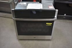 Ge Pts7000snss 30 Stainless Single Wall Oven Nob 102888