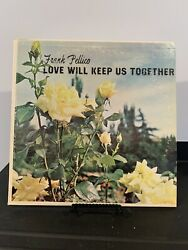 Frank Pellico – Love Will Keep Us Together Vinyl Lp, Signed By Frank Pellico