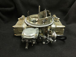 Holley Four Barrel Carburetor List 3806 For 1967 Chevy Chevelle 327/325