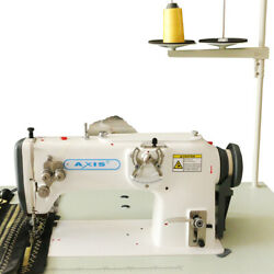 Axis 217 3 Step Zigzag Sewing Machine With Cam Puller 12mm Wide Stitch Foot Lift