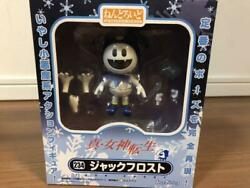 Nendoroid Shin Megami Tensei Jack Frost Non Scale Abs And Pvc Painted Movable