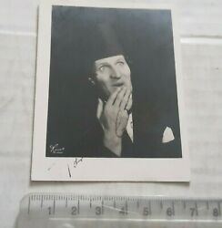 TOMMY COOPER Signed Autograph Magician Comedian GBP 29.99