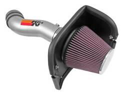 Kandn High Flow Performance Cold Air Intake System For 14-2018 Jeep Cherokee 3.2l